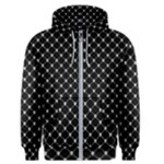Halloween Skulls Crossbones Men s Zipper Hoodie