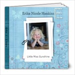 erika book - 8x8 Photo Book (30 pages)