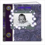 LORI S RETRO ALBUMN - 8x8 Photo Book (20 pages)