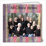 terris abc album - 8x8 Photo Book (30 pages)