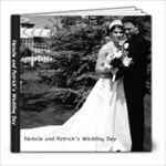 Pat & Nat in B&W 5 - 8x8 Photo Book (20 pages)