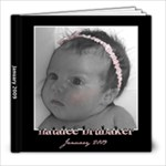January 2009 - 8x8 Photo Book (20 pages)