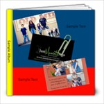 SampleAlbum for Susan - showing SIlverlight software - 8x8 Photo Book (20 pages)