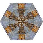 Birdcage Mini Folding Umbrella