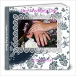Heeth Wedding Book - 8x8 Photo Book (20 pages)