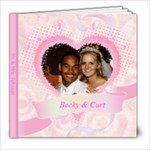 becky & curt 2002 - 8x8 Photo Book (20 pages)