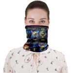 The Atlantis Grail Face Covering Bandana (Adult)
