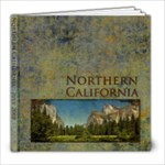 northerncalifornia - 8x8 Photo Book (20 pages)