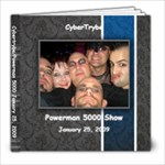 ct - 8x8 Photo Book (20 pages)