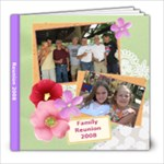 reunion2008 - 8x8 Photo Book (20 pages)