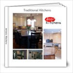 traditional kitchens - 8x8 Photo Book (20 pages)