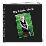 Coy T-ball hero - 8x8 Photo Book (20 pages)