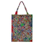 Pop Art - Spirals World 1 Classic Tote Bag
