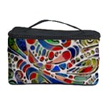 Pop Art - Spirals World 1 Cosmetic Storage