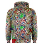 Pop Art - Spirals World 1 Men s Core Hoodie