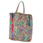 Pop Art - Spirals World 1 Giant Grocery Tote