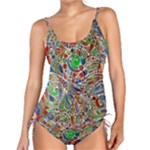 Pop Art - Spirals World 1 Tankini Set