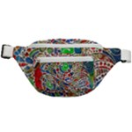 Pop Art - Spirals World 1 Fanny Pack