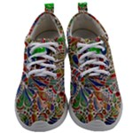 Pop Art - Spirals World 1 Mens Athletic Shoes