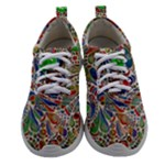 Pop Art - Spirals World 1 Athletic Shoes
