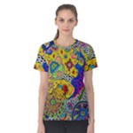 Supersonicplanet2020 Women s Cotton Tee