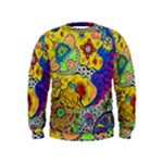 Supersonicplanet2020 Kids  Sweatshirt