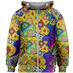 Supersonicplanet2020 Kids  Zipper Hoodie Without Drawstring