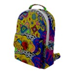 Supersonicplanet2020 Flap Pocket Backpack (Large)
