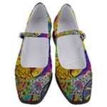 Supersonicplanet2020 Women s Mary Jane Shoes