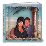 Jeannette Cruise Book - 8x8 Photo Book (20 pages)