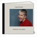 CHRISTOPHER - 8x8 Photo Book (20 pages)