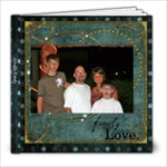CarinBook - 8x8 Photo Book (20 pages)