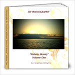 Final Photography book volume one A - 8x8 Photo Book (20 pages)
