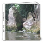 LIVING WATERS SUMMER2008 - 8x8 Photo Book (20 pages)