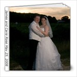 Wedding Book 1 - 8x8 Photo Book (20 pages)