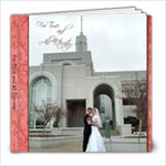 Smith Wedding - 8x8 Photo Book (20 pages)