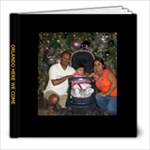 orlando - 8x8 Photo Book (20 pages)