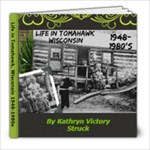 Tomahawk - 8x8 Photo Book (20 pages)