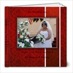 wedding album REVISED 2 - 8x8 Photo Book (20 pages)