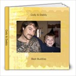 Cody & Daddy - 8x8 Photo Book (20 pages)
