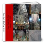 New York City Trip 2008 - 8x8 Photo Book (20 pages)