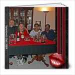 Valentine s Day 2009 - 8x8 Photo Book (20 pages)