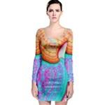 Harmony Long Sleeve Bodycon Dress