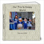 trip - 8x8 Photo Book (20 pages)