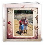 Cheryl Book - 8x8 Photo Book (20 pages)