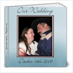 weddingbook3 - 8x8 Photo Book (20 pages)