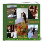 An Irish wedding blessing - 8x8 Photo Book (20 pages)