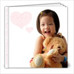 Shanya first 3 years - 8x8 Photo Book (20 pages)