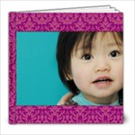 Emma 2yr portraits - 8x8 Photo Book (20 pages)
