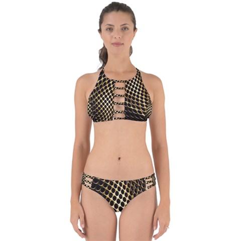 Perfectly Cut Out Bikini Set